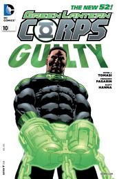 Green Lantern Corps (2011-) #10