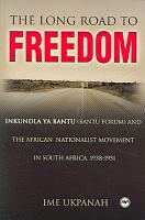 The Long Road to Freedom PDF