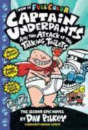 Captain Underpants and the Attack of the Talking Toilets PDF