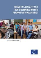 Promoting equality and non discrimination for persons with disabilities PDF