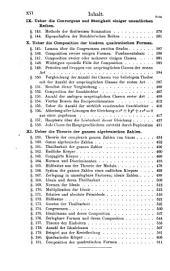 Vorlesungen über Zahlentheorie: Band 1