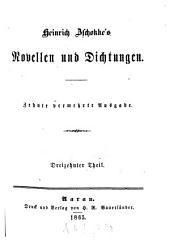 Novellen und Dichtungen: Band 13