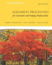 Assessment Procedures for Counselors and Helping Professionals: Edition 8