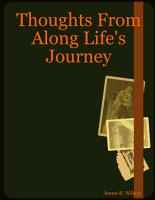 Thoughts from Along Life s Journey PDF