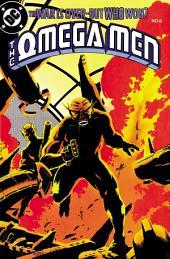 The Omega Men (1983-) #6