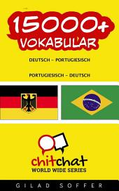 15000+ Deutsch - Portugiesisch Portugiesisch - Deutsch Vokabular