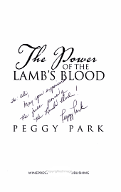 The Power of the Lamb s Blood PDF