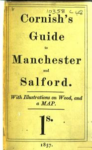 Cornishs  Stranger s Guide through Manchester and Salford  A new edition  With a map of the city  and engravings  etc PDF