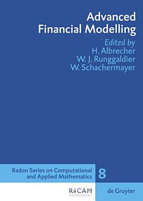Advanced Financial Modelling PDF