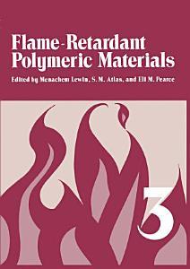 Flame   Retardant Polymeric Materials