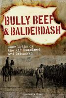 Bully Beef   Balderdash PDF