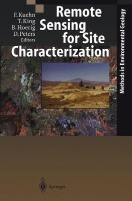 Remote Sensing for Site Characterization