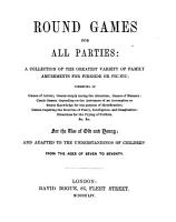 Round Games for All Parties PDF
