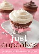 Betty Crocker Just Cupcakes Book