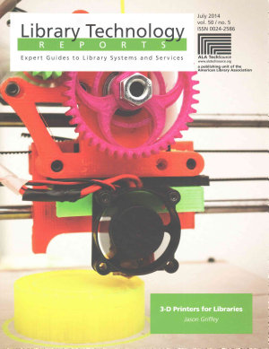 3 D Printers for Libraries