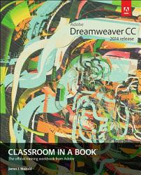 Adobe Dreamweaver CC Classroom in a Book  2014 release  PDF