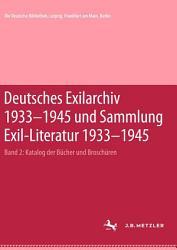 Deutsches Exilarchiv 1933 1945