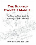 The Startup Owner s Manual 10 Pack Book