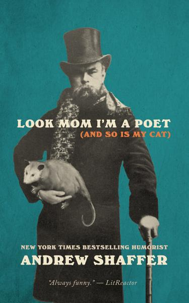 Download Look Mom I m a Poet  and So Is My Cat  Book