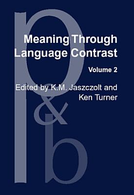 Meaning Through Language Contrast PDF