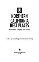Northern California Best Places Book PDF
