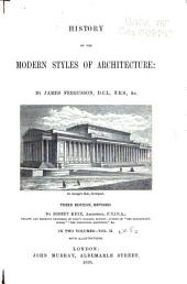 A History of Architecture in All Countries, from the Earliest Times to the Present Day: Volume 5