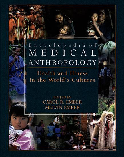Encyclopedia of Medical Anthropology PDF
