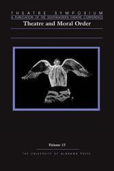 Theatre Symposium Vol 15 Book PDF