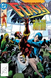 The Flash (1987-) #58