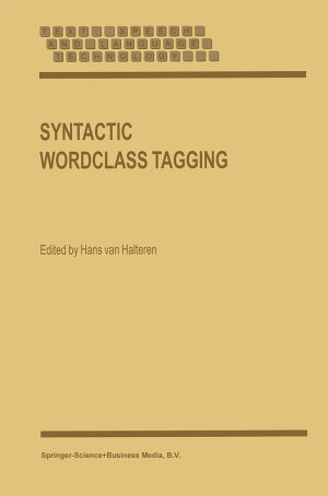 Syntactic Wordclass Tagging