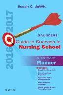 Saunders Student Nurse Planner 2016 2017 Book PDF