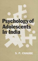 Psychology Of Adolescents In India PDF