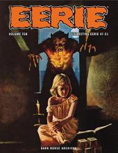 Eerie Archives Volume 10: Volume 10