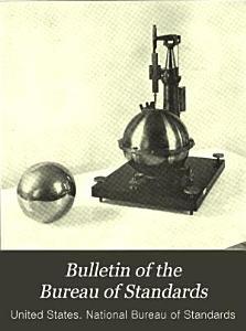 Bulletin of the Bureau of Standards PDF