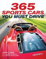 365 Sports Cars You Must Drive PDF