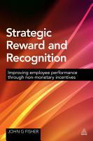 Strategic Reward and Recognition PDF