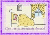 ¿Por qué es importante dormir ? - Cuentos infantiles