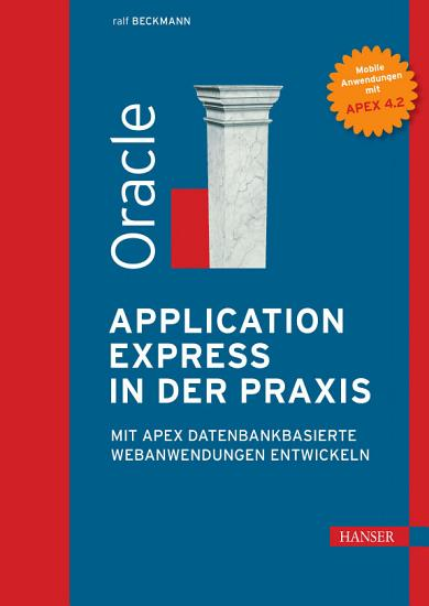 Oracle Application Express in der Praxis PDF