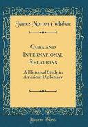 Cuba and International Relations PDF