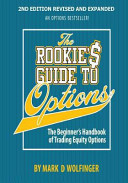 Download The Rookie s Guide to Options  2nd Edition Book