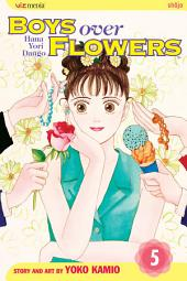 Boys Over Flowers: Volume 5
