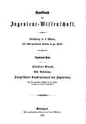 Ausgeführte Konstruktionen des Ingenieurs: Textband, Bände 1-4