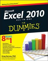 Excel 2010 All in One For Dummies PDF