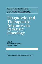 Diagnostic and Therapeutic Advances in Pediatric Oncology