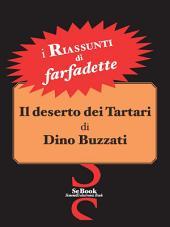 Il Desero dei Tartari di Dino Buzzati - RIASSUNTO