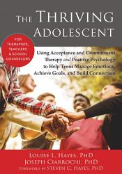 The Thriving Adolescent