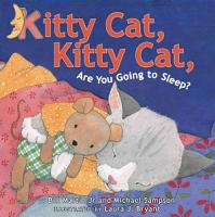 Kitty Cat  Kitty Cat  are You Going to Sleep  PDF