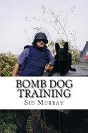 Bomb Dog Training PDF