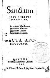 (Novum testamentum)