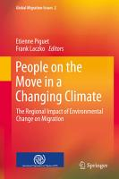 People on the Move in a Changing Climate PDF